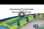 Automated Sustainable Stormwater Design