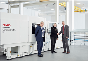 Carclo Technical Plastics Opens Manufacturing Facility In Mitcham