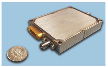 Modular Non-ITAR GaN Amplifiers