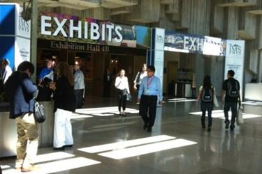 IMS2013 Exhibition Entrance