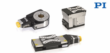New Multi-Axis Positioning Family: Vertical, Rotary, Linear Stages From PI