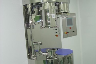 MP1 NIRO FLUID BED DRYER