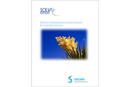 Brochure: Effective Multi-Pollutant Control Solutions For Over 25 Years