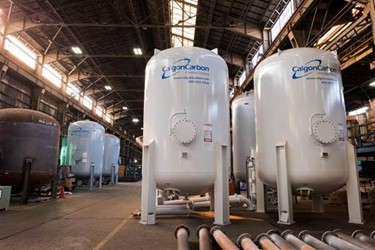 Calgon Carbon PFAS industrial image