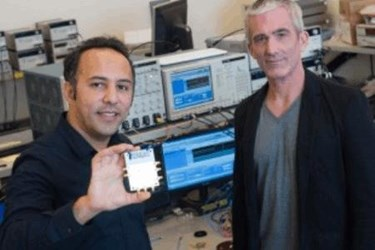 Marconi Inspires Rice University Design For 1-Terabit Wireless