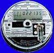 Energy Meter with Digital PCS Cellular Modem