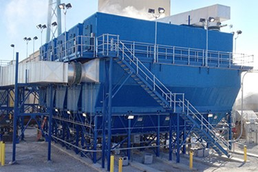 UltraCat for Glass Furnace Emissions