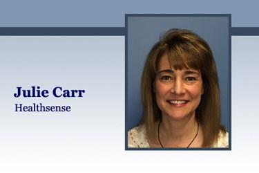 HITO Julie Carr, Healthsense