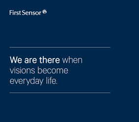 First Sensor Company Brochure