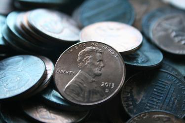 US Coin Shortage Penny