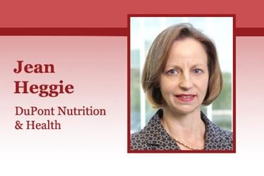 Jean Heggie, Strategic Marketing Lead, DuPont Health & Nutrition