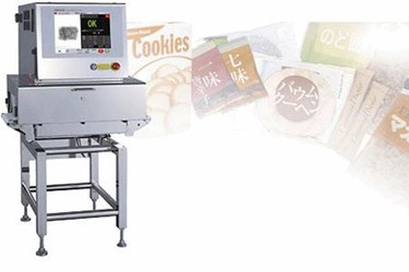 Economy High Definition X-Ray Inspection System For Food Manufacturers