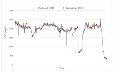 Real-Time-COD-Graph