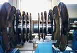 Shop and Field Turbine Rotor Repairs