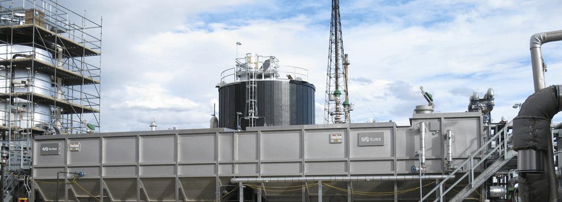 API Gravity Oil / Water Separators