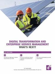 Enterprise Service Industry