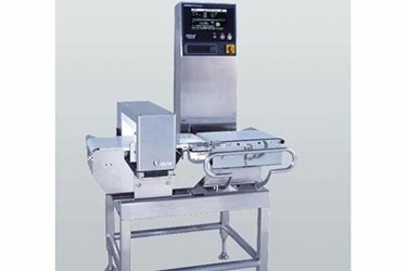 High Accuracy Combination Checkweigher And Metal Detector