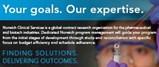 Clincal services image