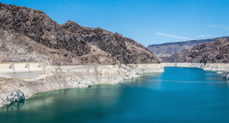 Water Scarcity Triggers First-Ever Cuts From Colorado River