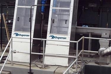 Duperon® FlexRake® FPFS: Fine Screening