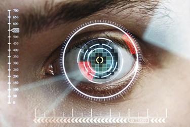 Biometrics Iris Scan