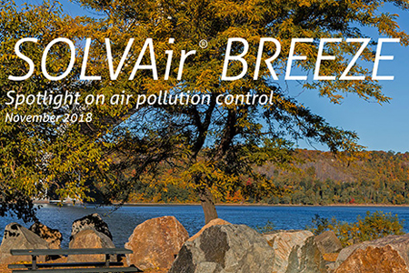SOLVAir Solutions - Trona and Sodium Bicarbonate for Clean Air