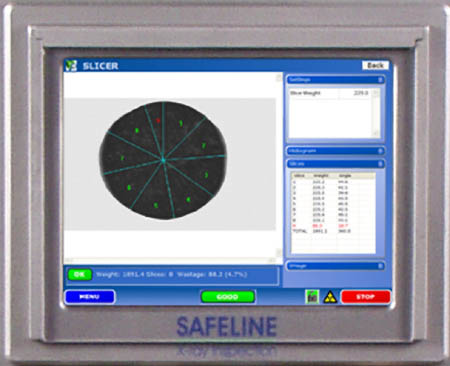 Mettler-Toledo Safeline X-Ray Inspection System Ensures