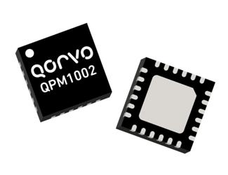 8.5 –10.5GHz GaN T/R Module: QPM1002