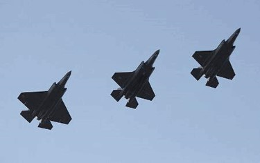 f-35-formation