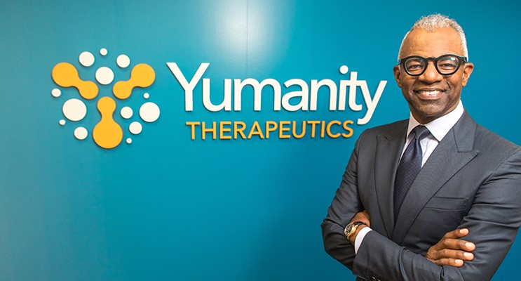 One-On-One With Tony Coles, CEO Of Yumanity Therapeutics