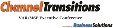 Channel Transitions Logo VAR MSP Conference With BSM Tagline