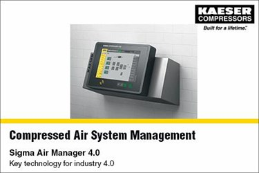 Compressed Air System Management