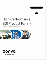 Qorvo Communications SOI Switch/Attenuator Solutions