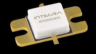 GaN C-Band 50Ω Transistor: IGT5259CW25