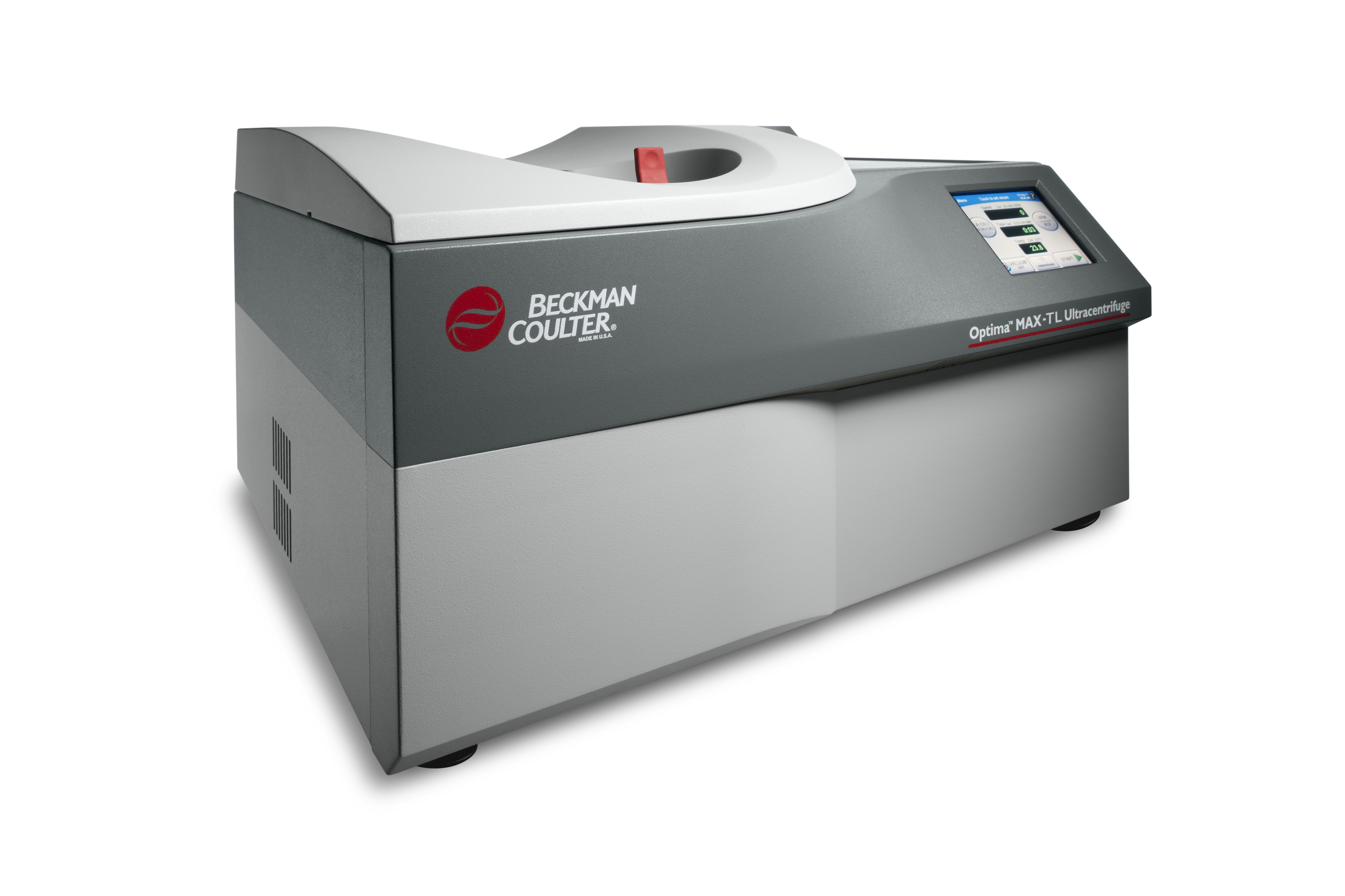 Beckman Coulter Introduces The Optima Max Tl Tabletop