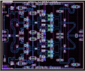 16 – 20.5 GHz GaN Power Amplifier: APN279