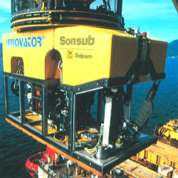 Sonsub Captures Drilling Support Amp Completion Contract For Rov