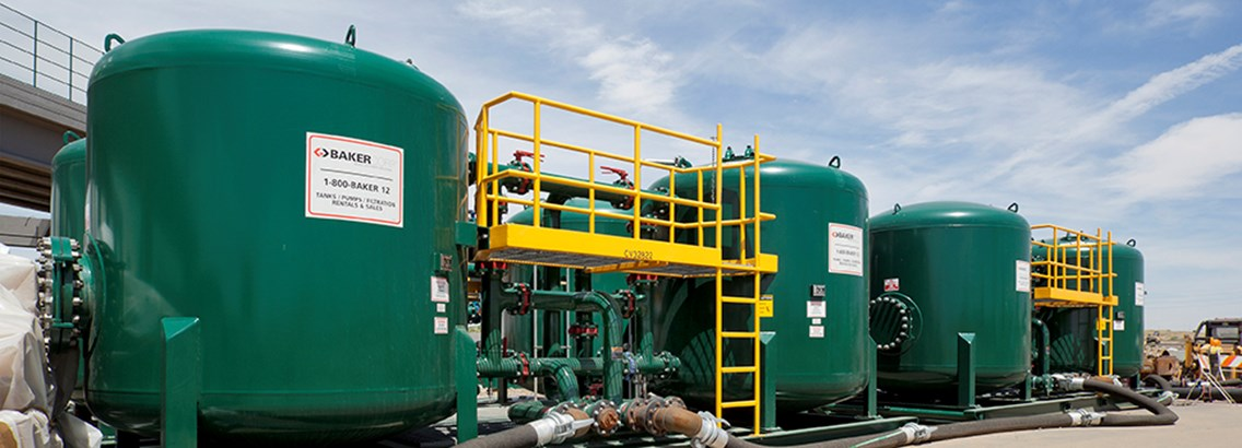 Filtration Rental, Sales and Service
