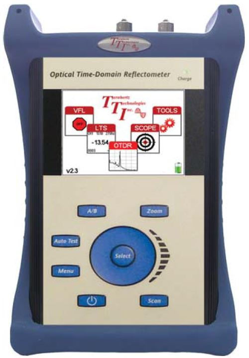 Time Domain Reflectometer : Optical time domain reflectometer otdr fte a