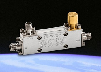 1 – 40 GHz Directional Coupler For Space Applications: Model 101040010SQ