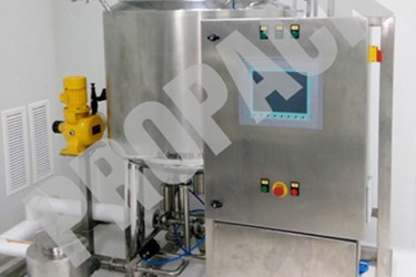 Pharmaceutical  Clean-In-Place (CIP) and Sterilization-In-Place (SIP) Systems