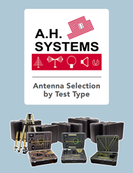 Antenna Selection By Test Type Catalog