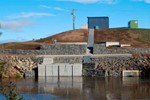 Flood-Proof Irrigation Pump Station Simplifies Design, Construction And Maintenance