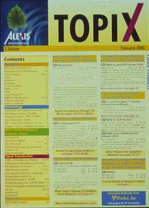 Topix Technical Newsletter