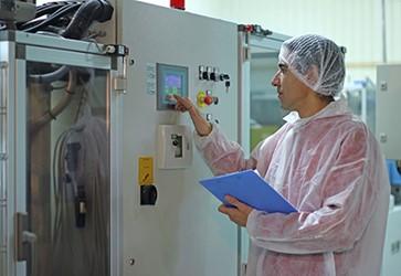 pharm mfg factory