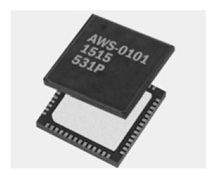 Low Noise Figure X-Band AESA Core IC Solution: AWS-0101