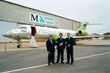 Bombardier Aerospace delivers first special mission Global Express