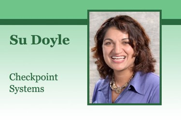 Su Doyle, Industry Programs, Checkpoint Systems
