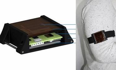 solar powered implants