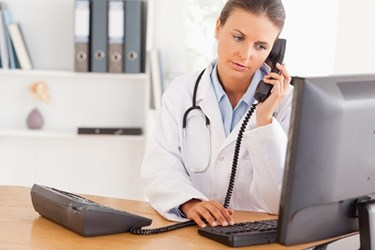 Doctor Patient Telehealth